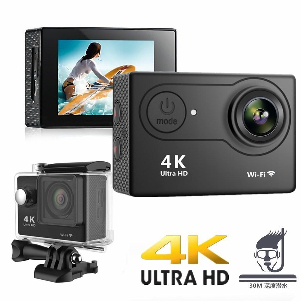 E CHE E LU Máy ảnh thể thao Camera thể thao Không dây wifi Mới Mini Smart HD Camera chống nước ngoài