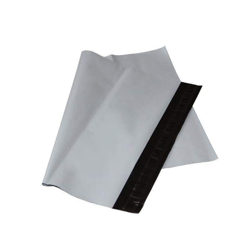 DIANYA Túi đựng chuyển phát nhanh Hai lớp đồng đùn vật liệu mới túi nhanh màu trắng sữa túi nhanh tú