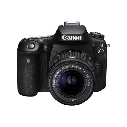 Canon Máy ảnh phản xạ ống kính đơn / Máy ảnh SLR [Giao hàng nhanh] Máy ảnh DSLR Canon / Canon 90D 18