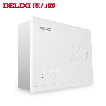 Delixi Hộp phân phối điện  yếu hộp điện gia đình che giấu mạng lớn cáp quang phân phối hộp thông tin