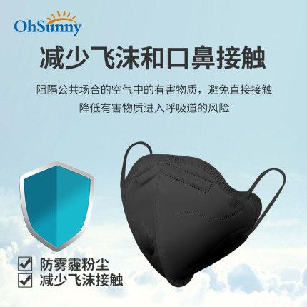 Khẩu trang ohsunny n95 chống khói bụi thoáng khí chống PM2.5 .