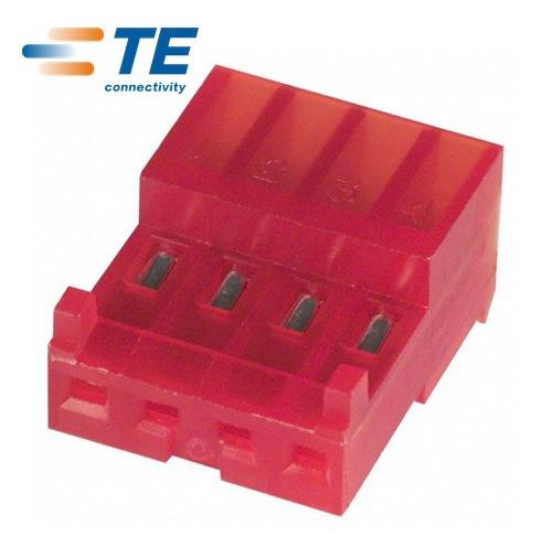 TE Giắc nối Qianjin cung cấp đầu nối vỏ nhựa 3-643813-4 TE / Tyco / AMP