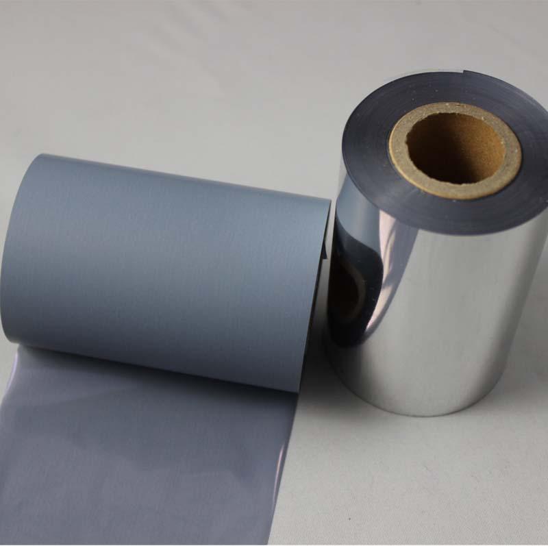 KB Ruy băng than Nhà máy bán hàng trực tiếp 110mm * 100mm hàng tiêu dùng truyền nhiệt màu xám băng r