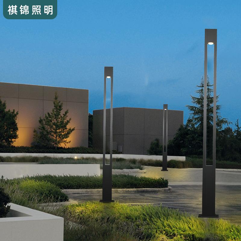 Đèn LED sân vườn Nhà máy tùy chỉnh đèn sân vườn ngoài trời Không thấm nước LEDT5 đèn cảnh quan Công