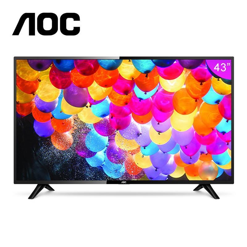 AOC Tivi LCD Thích hợp để hiển thị TV / màn hình LCD độ phân giải cao 43 inch LE43M3776
