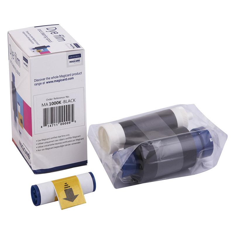 Magicard Ruy băng Cung cấp máy in thẻ Mika ruy băng màu IN450 Thẻ Mika ING171 máy in thẻ y tế