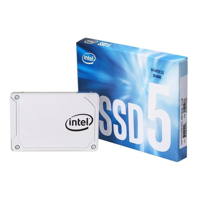 Intel Ổ cứng SSD (Intel) 2,5 inch 545S sê-ri SSD 256GB ổ cứng SSD Giao diện SATA3.0