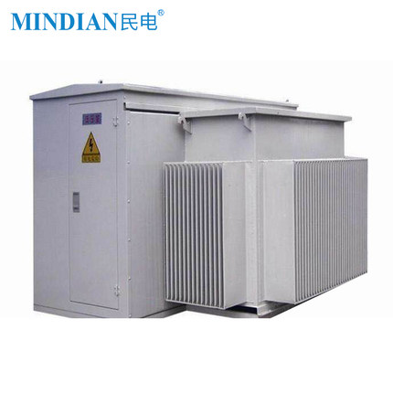 MDGFYB Trạm biến áp điện  Máy biến áp kết hợp hộp quang điện MDGFYB-12KV cho máy phát điện kết hợp