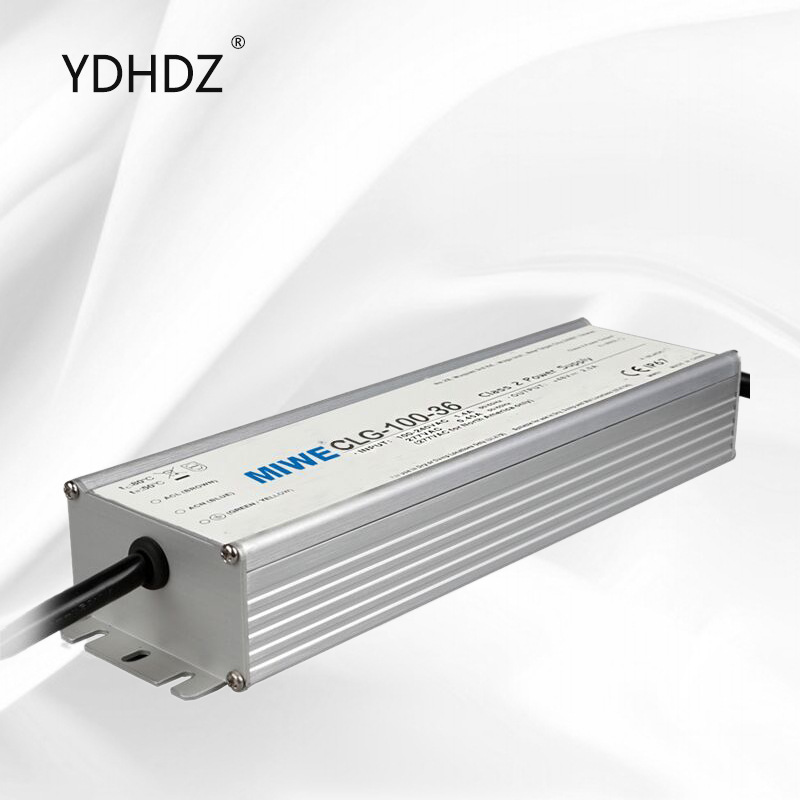 YUANDONGHANG Bán trực tiếp nhà máy 100W36V2,65A cung cấp điện liên tục CLG-100-36