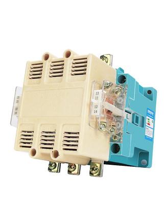 Công tắc tơ AC CJ20-63 100 160 250 400 630 tiếp xúc bạc một pha 220v ba pha 380v