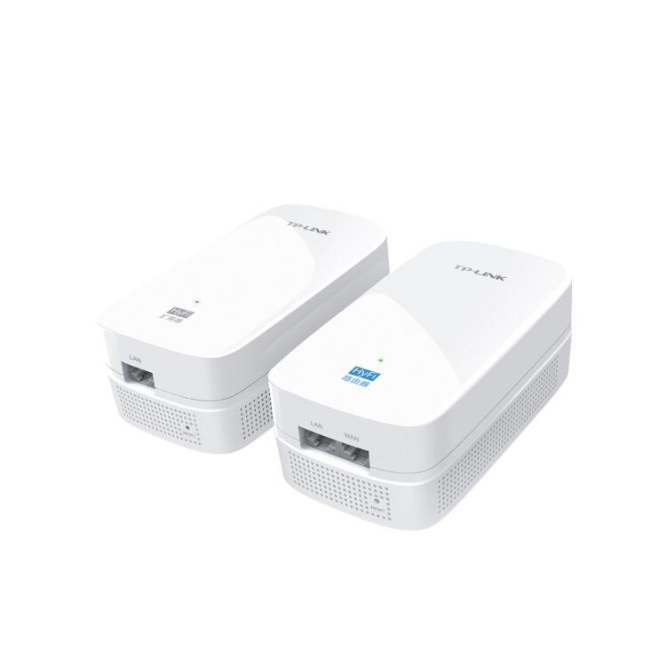 TP-LINK Powerline PLC Bộ định tuyến không dây TP-LINK mèo HyFi thông minh một cho hai [TL-H610R + TL
