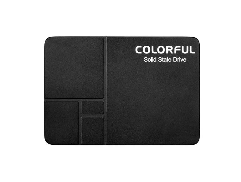 Colorful Ổ cứng SSD SL500 240G 256G 360G 720G đầy màu sắc SATA3