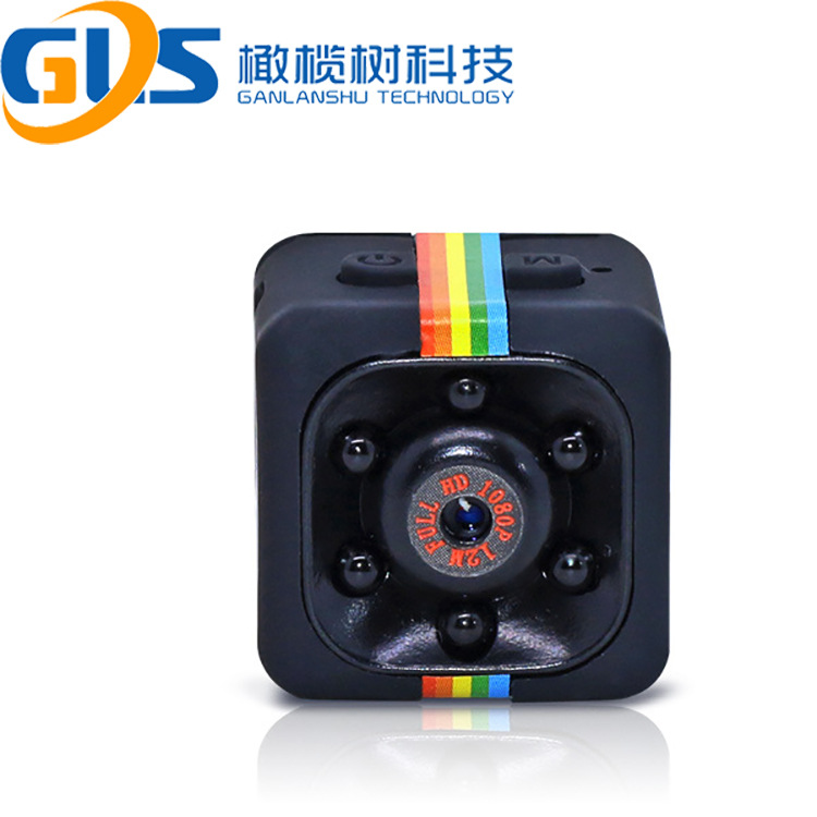 OEM Máy ảnh thể thao Camera kim loại SQ11 HD 1080P thể thao DV camera nhìn đêm máy ảnh thể thao ngoà