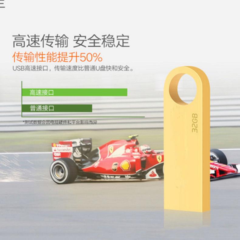 USB Flash Drive sáng tạo SE9 bằng Kim loại .