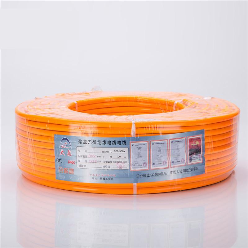 Dây điện tráng men dây 2 lõi dây chống thấm nhiệt độ cao