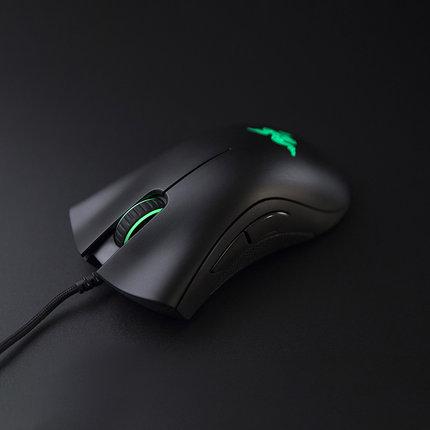Razer Bộ bàn phím + chuột Thunder Snake Black Widow + Viper Game Chuột Green Backlit Bàn phím cơ chơ