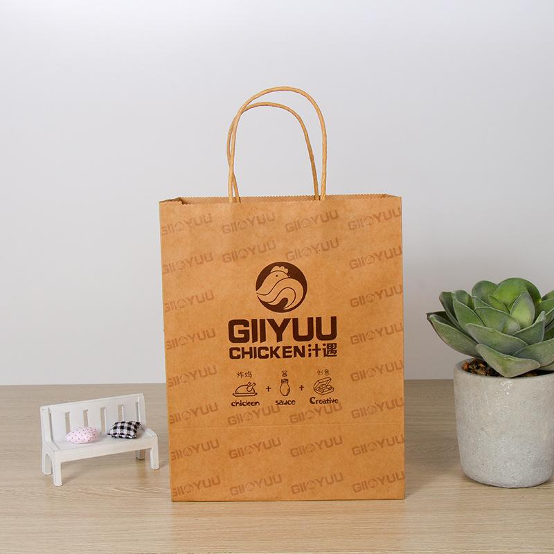 Thị trường bao bì khác / bao bì vải / bao bì giấy Các nhà sản xuất làm bằng tay túi giấy kraft tùy c