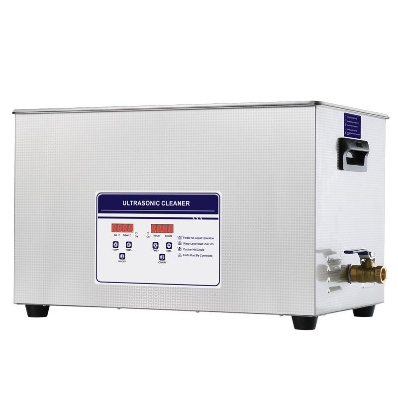 JIEMENG Máy rửa chén Máy siêu âm thương mại 30L nhà hàng nhà hàng căng tin máy rửa chén hải sản máy