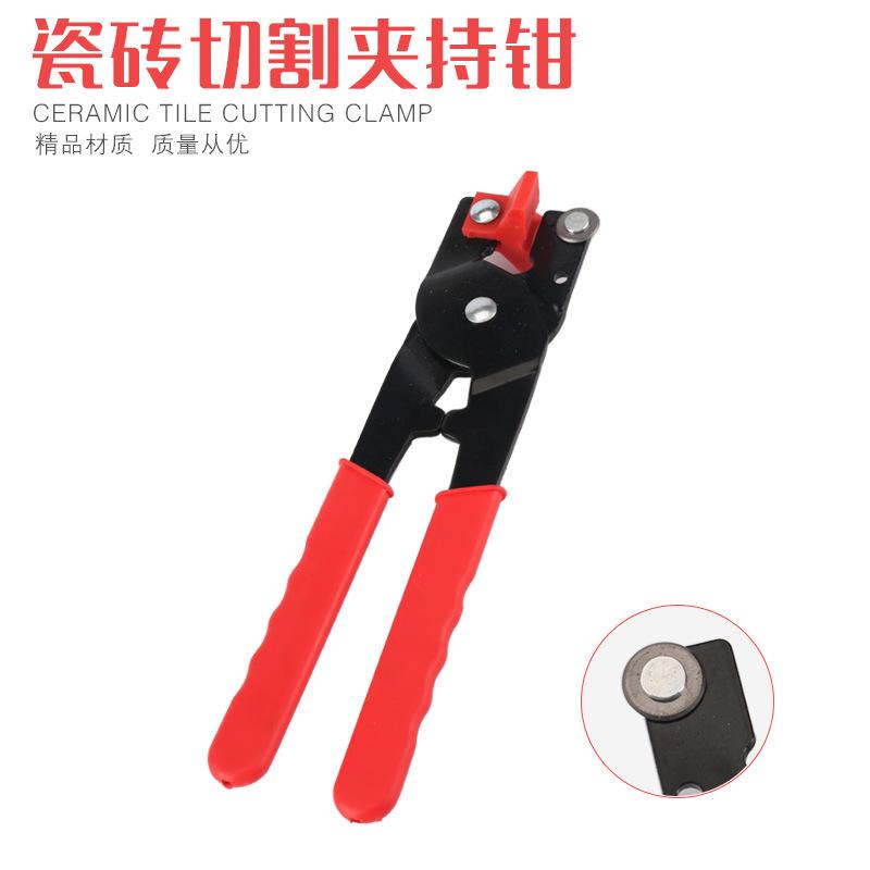 Dụng cụ thủ công Gạch kìm cắt kìm cắt kính kìm kẹp kìm sứ cắt dụng cụ kìm