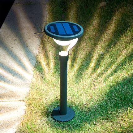 Đèn LED thảm cỏ Ánh sáng mặt trời Vườn ngoài trời Ánh sáng Trang chủ Siêu sáng LED Cỏ ánh sáng Sân v