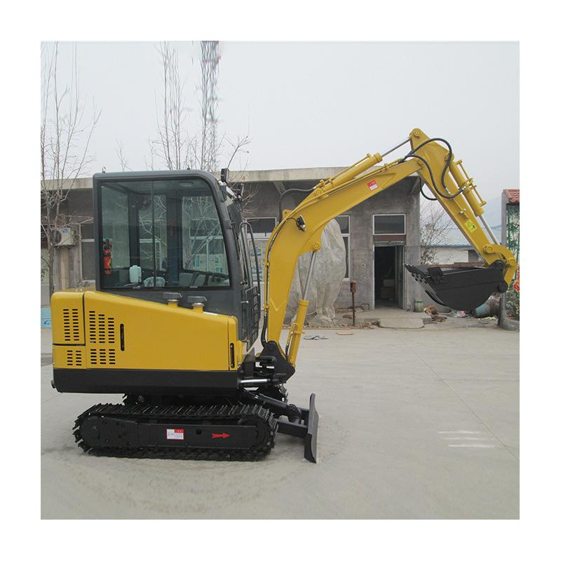 LIYUAN Máy đào đất Sơn Đông nông thôn vườn đào rãnh LZ26 nhà máy đào nhỏ bán trực tiếp