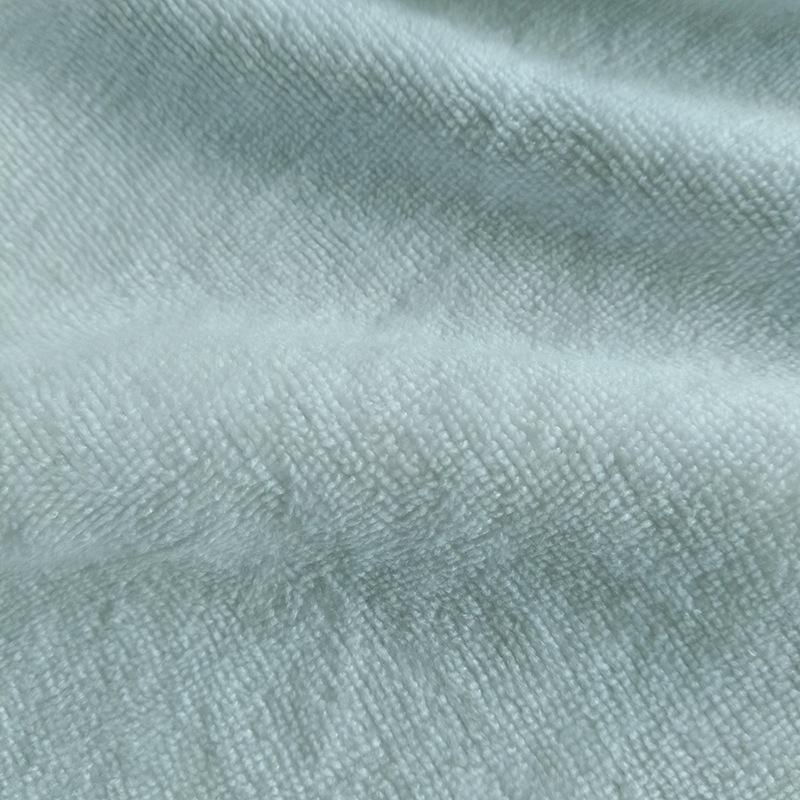 BOKAI Vải khăn lông Nhà máy sản xuất vải polyester và nylon trực tiếp, vải terry chải, đồ chơi, đồ m