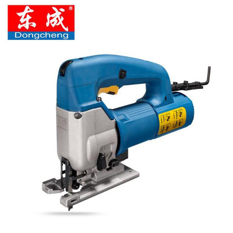 Dongcheng Dụng cụ bằng điện jig thấy đèn pin M1Q-FF-85 cưa gỗ gia dụng máy cưa dây máy tính để bàn c