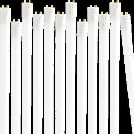 Ống đèn LED Phật Sơn chiếu sáng led ống ánh sáng T8 tích hợp chuyển đổi ánh sáng dài 1,2 mét ống huỳ