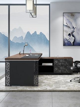 Thị trường nội thất văn phòng  Bàn ông chủ, nội thất văn phòng hiện đại đơn giản, bàn chủ tịch, thời