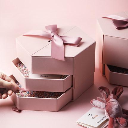 Hộp quà tặng  in hộp quà gió hộp trống hành tinh mẹ ngày net son đỏ hộp quà tặng hộp bao bì hộp sinh