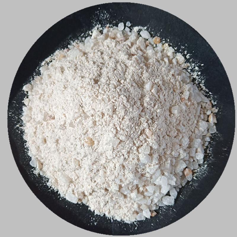 YK Vật liệu lò rèn Nhà máy trực tiếp cung cấp thạch anh cát lò phí axit lò lót vật liệu đúc vật liệu