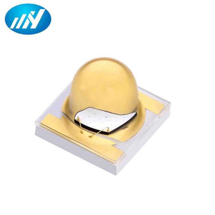 YINGFENG LED dán Đèn led tia cực tím 30 độ hạt 365/385/395/405/415 / 435nm uv