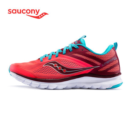 Saucony Giày nữ trào lưu Hot LITEFORM MILES mileage đệm nhẹ phụ nữ thoáng khí giày chạy bộ S30007