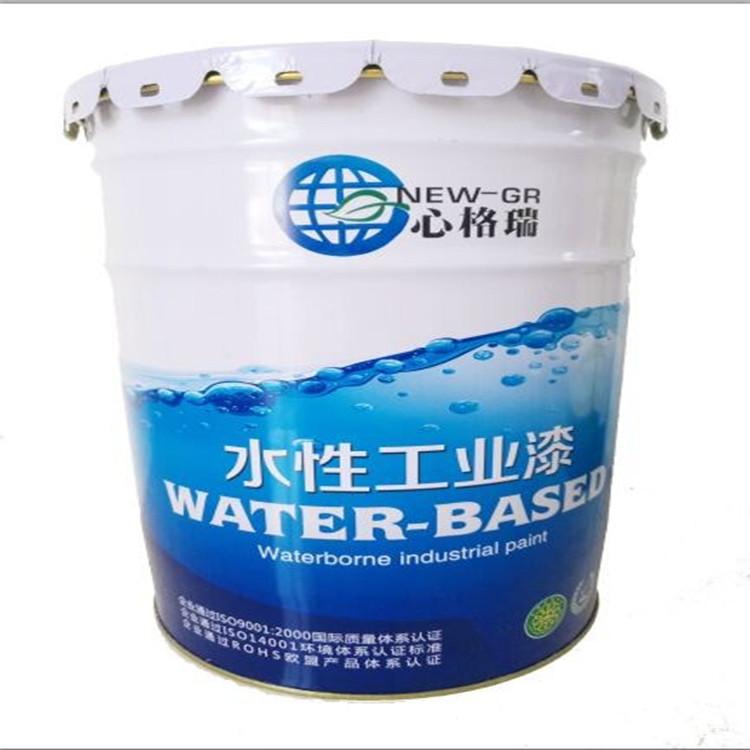 XINGERUI Sơn Nhà máy trực tiếp bán sơn Xingriui sơn nước có độ bóng cao đầy đặn
