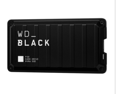 Western data (WD) WD_ Black P50 series 2TB USB 3.2 mobile hard disk solid state (PSSD