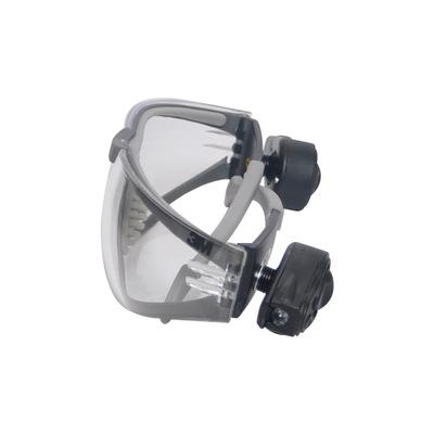 Kính bảo vệ của công nhân 3M Những cái ống nhòm có kính bảo vệ đêm Kính thủy tinh