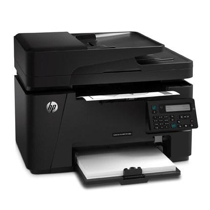 Máy in HP M128fn in đen trắng đa chức năng .