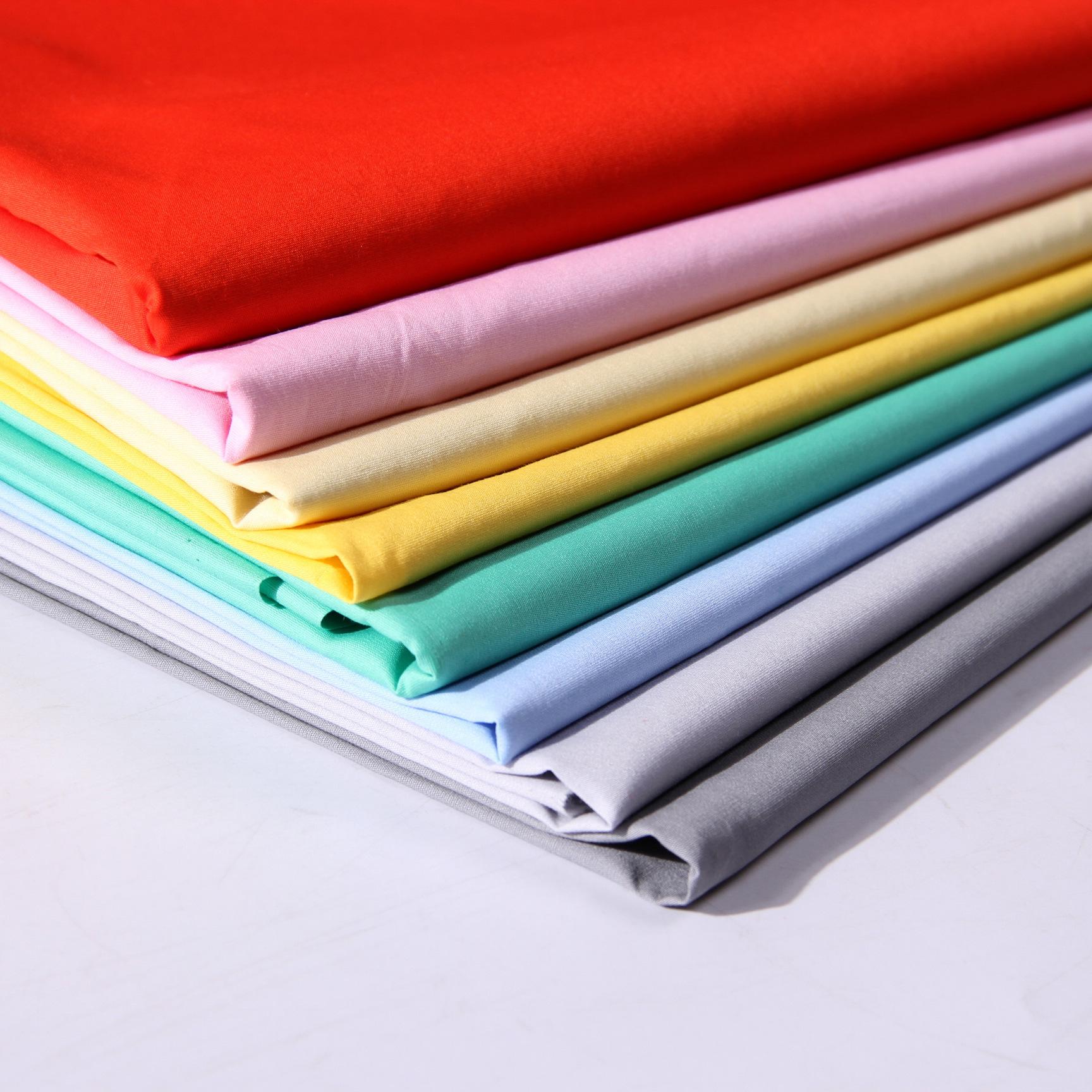 XINYUAN Vải cotton pha polyester Nhà sản xuất vải polyester cotton 110 * 76 dệt túi vải dệt vải vải