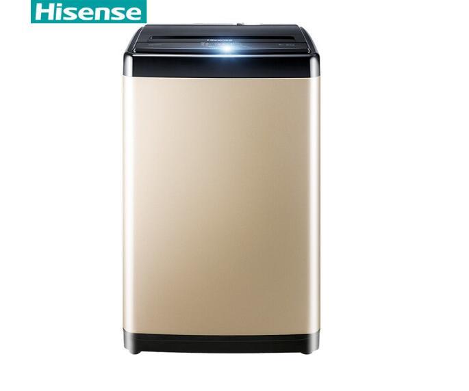 Máy giặt xung Hisense (Hisense) hoàn toàn tự động 8 kg hộ gia đình 10 thủ tục chính thùng làm sạch c