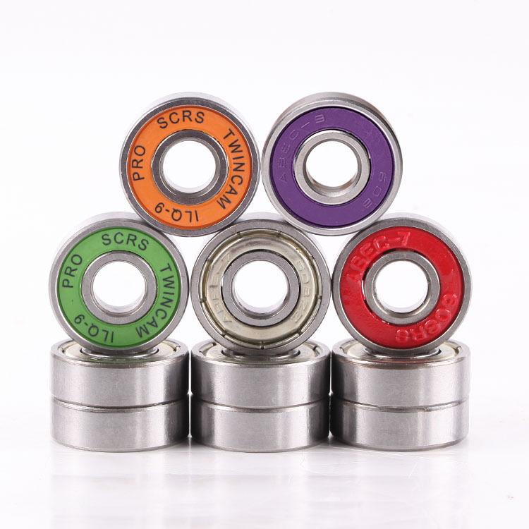 LYC Bạc đạn Các nhà sản xuất cung cấp vòng bi trượt patanh con lăn skate-9 vòng bi con lăn vòng bi 6