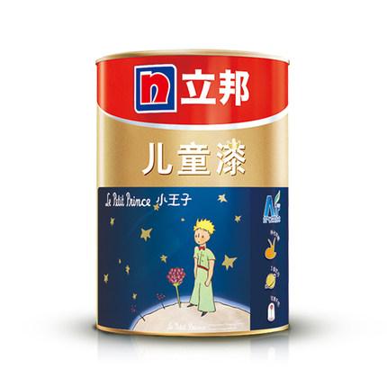 Nippon Sơn Nippon Little Prince Children Sơn 1L Sơn tường Nội thất Mủ sơn đã qua