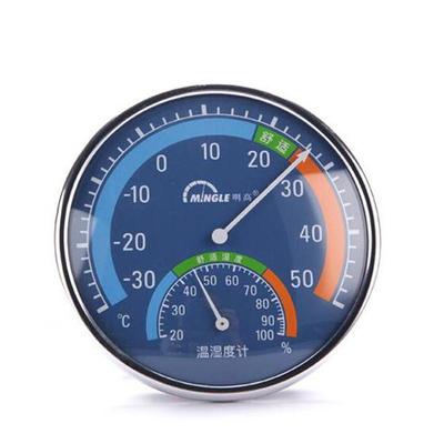 Mingle Đồng hồ đo nhiệt độ , độ ẩm Nhiệt kế hộ gia đình ẩm kế trong nhà độ chính xác cao nhiệt độ ph