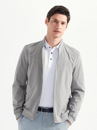 Seven7 Thời trang nữ Qi thương hiệu nam xuân 2020 áo khoác mới thời trang nam bình thường bóng chày