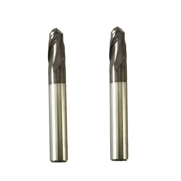 LDW Dao phay 55 độ CNC2 cạnh phay phay vonfram thép phay phay CNC phay hợp kim đầu bóng phay phay hỗ