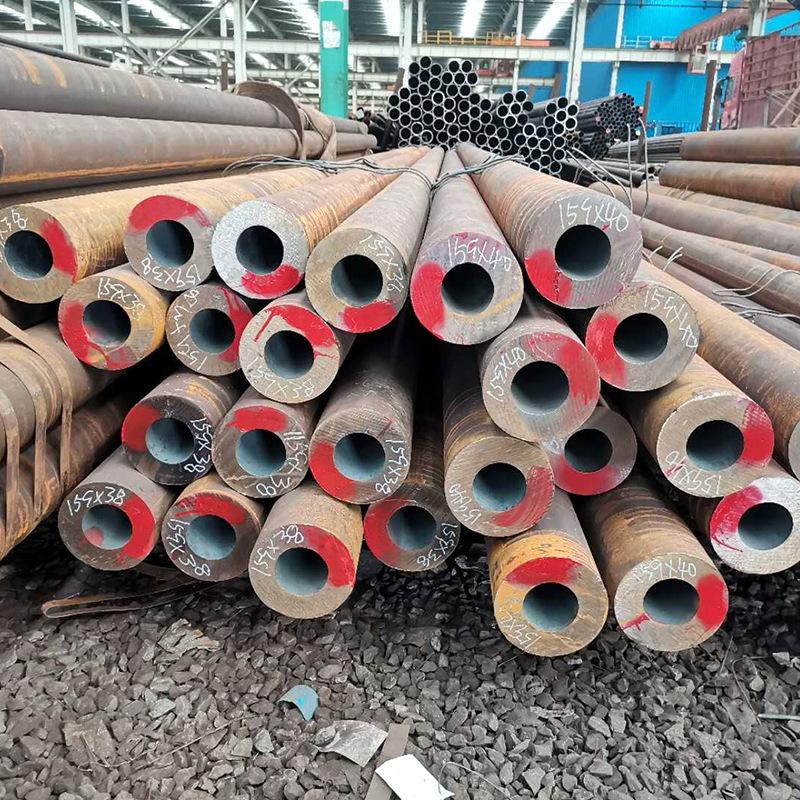 Ống thép Dàn ống số 20 ống liền mạch cắt ống liền mạch thông số kỹ thuật đầy đủ