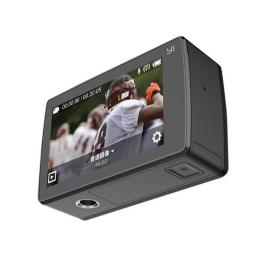 Xiaoyi 4K + motion camera 60 frames intelligent electronic anti shake AMBA H2 digital camera plus 2