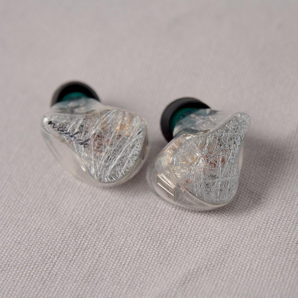 Nick EZ12 mặt duy nhất 12 bộ phận sắt nha đầu trọc trên tai hifi sốt cao, đích hoá tai 2ghim