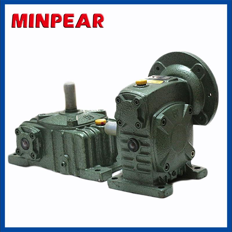 MINPEAR Máy giảm tốc Nhà sản xuất bộ giảm tốc WPO50 WPO60 / 70/80/100/120 công cụ giảm sâu turbo tại