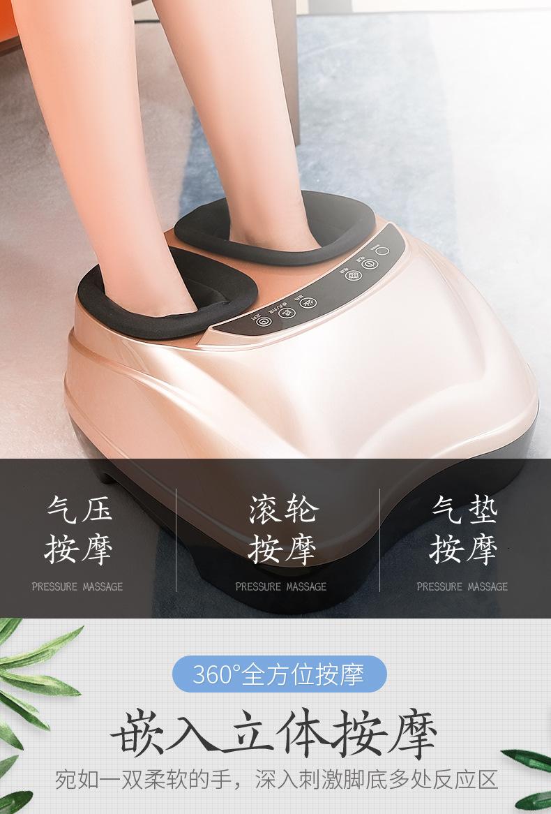 Máy massage điều trị cho chân .