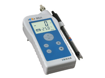 LEICI Dụng cụ phân tích Máy đo pH cầm tay PHB-4 / máy đo độ axit / (0,00 14,00) pH